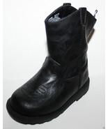 Healthtex Baby Girl's Boy's Unisex NWOB Black Cowboy Cowgirl Western Boots - $25.07