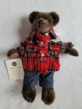 "Boyds Bear ""Jacob Wishkabibble"" w/tags Best Dress Collection Style #90505 - $24.74"