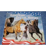 Pony Club Hardcover Book: American Dream Horses  NICE! - $4.94