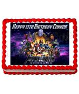 Avengers Endgame Edible Cake Image Cake Topper Decoration - $8.98