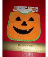 Fashion Holiday Baby Clothes Tender Kisses Halloween Orange Pumpkin Feed... - $3.79