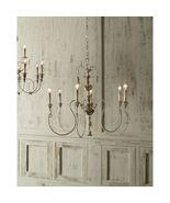 Aidan Gray Replica Italian Wedding Horchow  Antique White Chandelier - $383.10