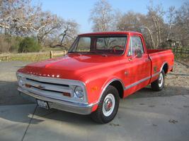 1968 Chevrolet Pickup | 24 X 36 inch poster  - $18.99