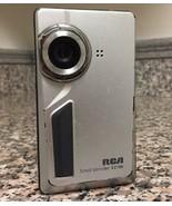 "RCA Small Wonder EZ105 Compact Digital Pocket Camcorder USB Arm 1.5"" Col... - $11.87"