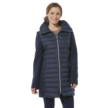 New Metaphor Women's Mixed Puffer Media Jacket Coat Variety Color & Sizes - $79.99
