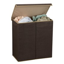 Double Laundry Room Sorter Clothes Household Wo... - $68.16