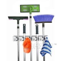 5 Position Rack Cleaning Supplies Storage Offic... - $37.72