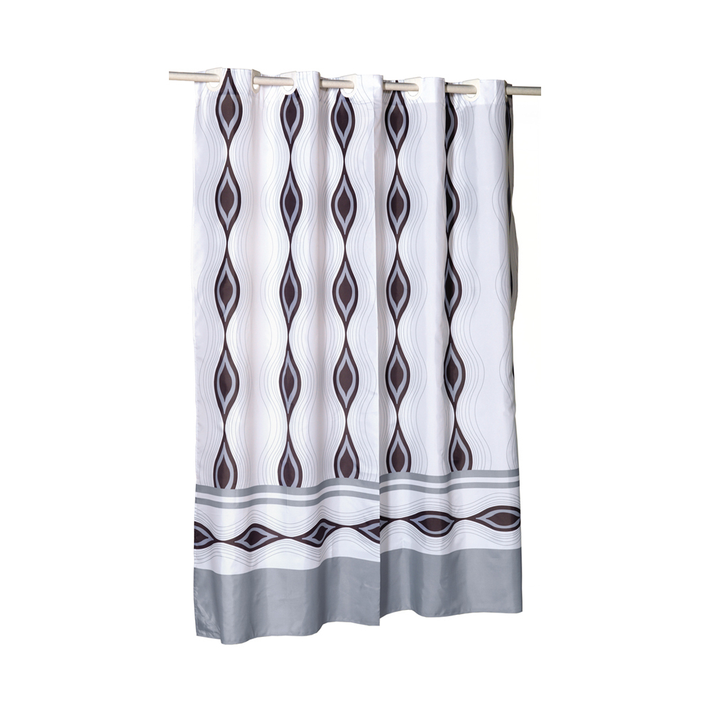 ... ON Harlequin Polyester Shower Curtain 1301-SCEZ-HAR - Shower Curtains