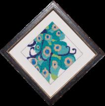 Pin Feathers cross stitch chart Hot House Petunia - $7.20
