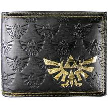 Nintendo Zelda Embossed Bi-Fold Wallet Brand NEW! - $19.99