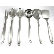 6 Stainless Steel Kitchen Tools Cooking Utensil... - $39.99