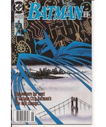 DC Batman #462 Bruce Wayne Gotham City Commissioner Gordon Robin - $1.95