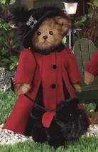 "Bearington Bears ""Lottie And Scottie"" 14"" Collector Bear- #1604- NWT- 2005 - $39.99"