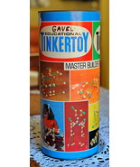 Tinkertoy Master Builder Kit No. 150 in Great Shape! - $29.00