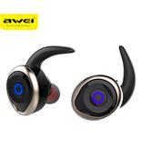 Awei Mini Wireless Bluetooth Headset In Ear Headphones Earbuds Waterproo... - $36.25