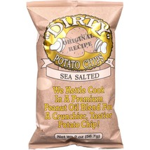 Dirty Chips - Sea Salted - 2oz (Case of 25) - $18.46