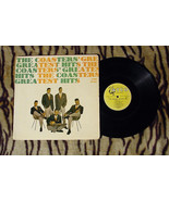 THE COASTERS GREATEST HITS 1959 PRESSING! ATCO 33-111 YELLOW HARP LABEL!... - $59.39