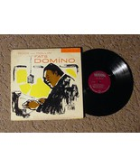 FATS DOMINO ROCK AND ROLLIN' 1956 1ST PRESSING IMPERIAL MAROON LABEL  LP... - $89.09