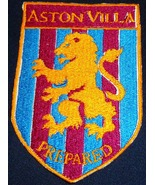 Aston Villa FC. logo Iron On Patch                                           - $4.99