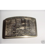 GKN Kwikform Solid Brass Belt Buckle - $1.00