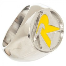 DC Comics Robin Silver Tone Ring The Boy Wonder Free Same Day Shipping NIB - $18.88
