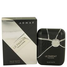 Armaf Le Parfait Eau De Toilette Spray 3.4 Oz For Men  - $32.55