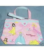 Disney's Princess Glamour Handbag Small Front Pocket - $10.00