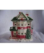 Mervyns Village Square Christmas Village Lighte... - $42.00