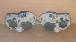 03-07 Mercedes W203 C230 C280 Xenon Headlight Head Light Lamps Set L&R POLISHED image 8