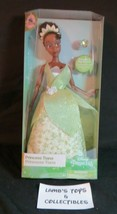 "ShopDisney Store Authentic Princess and the Frog Tiana 11.5"" Classic Dol... - $32.67"