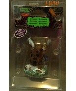 Halloween Lemax Spooky Town Village Spooky Tree Stump Accessory Figure - $4.99