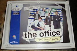 The Office DVD Board Game Pressman 2008 Game 2 to 6 Players NBC TV-Unplayed - $32.00
