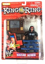X-Pac WWF WWE Jakks Action Figure Breakdown In Your House 1999 Degenerat... - $24.70