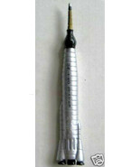 Mini Mercury ATLAS Rocket Missile, Nice Small NASA Space Explorers Colle... - $11.87