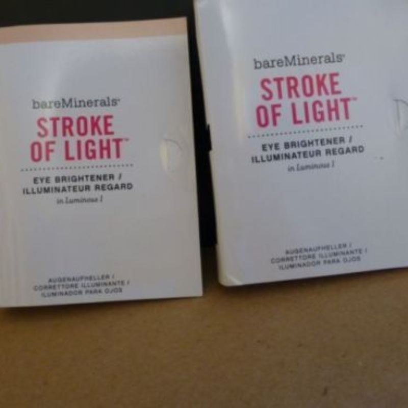 bareminerals stroke of light eye brightener luminous 2. Black Bedroom Furniture Sets. Home Design Ideas
