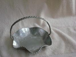 Aluminum Candy Dish - $7.00