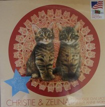 Great American Puzzle Christie & Zelina on Brugge Owl Lace Over 500 Piece Jigsaw - $27.40