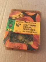 """OREGON Original Equipment to the Industry 16"""" Chainsaw Saw Chain S56 New - $12.19"""