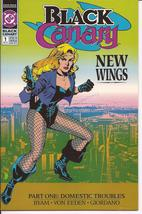 DC Black Canary New Wings #1-4 Domestic Troubles Green Arrow Oliver Quee... - $10.95