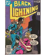 DC Black Lightning #7 & #9 Annihilist And Earth Suicide Slum Action Adve... - $5.95