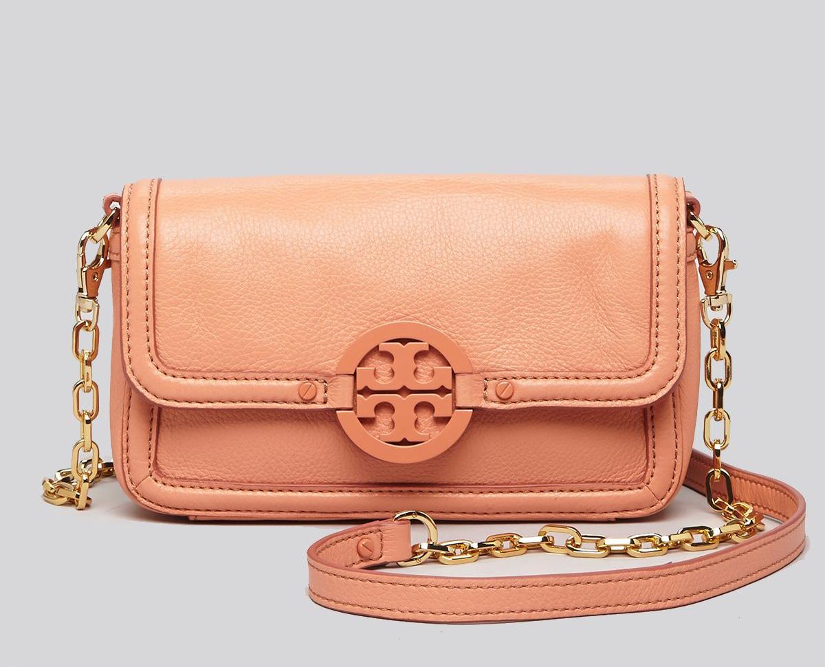 2cea11fc802 NWT Tory Burch Amanda Mini Leather Chain and 50 similar items