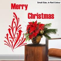 Morden Style Arrow Christmas Tree Shop WindowS Wall Art Decoration Sticker Decal - $12.86+