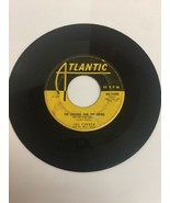 50s Joe Turner & His Blues Kings 45 'The Chicken And The Hawk'  ATLANTIC... - $14.01