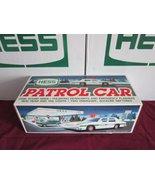 1993 Hess Patrol Car  - $18.99