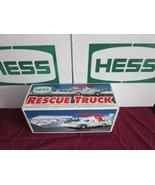 Hess 1994 Rescue Truck  - $18.99