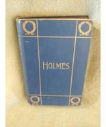 Holmes' Complete Poems Illustrated Oliver Wendell Holmes 1895 Houghton - $14.80