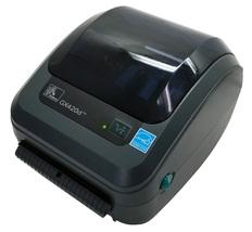 Zebra GX420d Direct Thermal Desktop Printer USB,Serial,Ethernet Bin:10 - $199.99