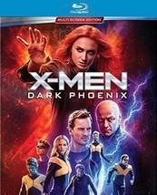 X-Men: Dark Phoenix (Blu-ray, 2019)