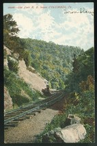 Old Port R.R. below Columbia PA Vintage 1907 Postcard 4 Bar Florin PA Po... - $6.99