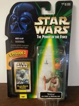 Star Wars Yoda Episode 1 Flashback Figure 1998 KENNER #84039, SEALED MIB - $12.59